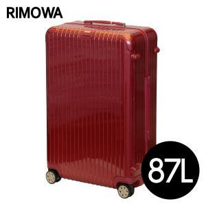 リモワ RIMOWA サルサ デラックス 87L オリエンタルレッド SALSA DELUXE スーツケース 830.73.53.4|kilat