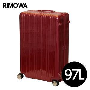 リモワ RIMOWA サルサ デラックス 97L オリエンタルレッド SALSA DELUXE スーツケース 830.77.53.4|kilat