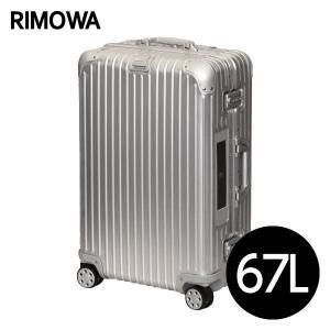 リモワ RIMOWA トパーズ 67L シルバー E-Tag TOPAS ELECTRONIC TAG マルチホイール スーツケース 924.63.00.5 kilat