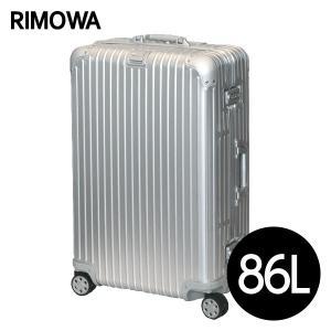 リモワ RIMOWA トパーズ 86L シルバー TOPAS スーツケース 924.70.00.4|kilat