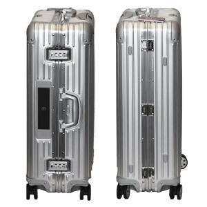 リモワ RIMOWA トパーズ 82L シルバー E-Tag TOPAS ELECTRONIC TAG スーツケース 924.73.00.5|kilat|04