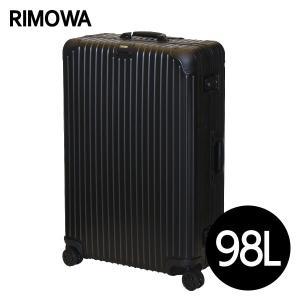 リモワ RIMOWA トパーズ ステルス 98L TOPAS STEALTH スーツケース 924.77.01.4|kilat