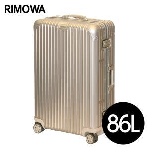 リモワ RIMOWA トパーズ チタニウム 86L TOPAS TITANIUM スーツケース 924.70.03.4|kilat