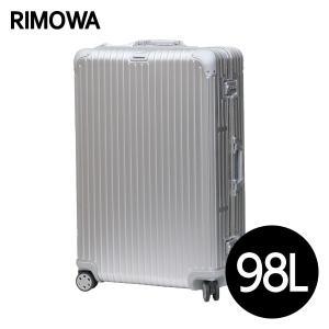 リモワ RIMOWA トパーズ 98L シルバー TOPAS スーツケース 924.77.00.4 kilat