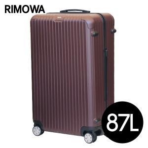 リモワ RIMOWA サルサ 87L カルモナレッド SALSA マルチホイール スーツケース 810.73.14.4 kilat