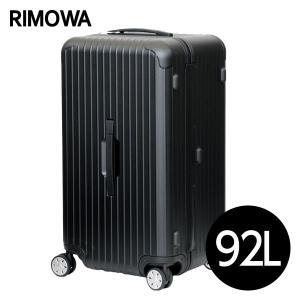 リモワ RIMOWA サルサ 92L マットブラック SALSA スポーツマルチホイール75 スーツケース 810.75.32.4 kilat