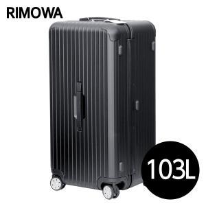 リモワ RIMOWA サルサ 103L マットブラック SALSA スポーツマルチホイール80 スーツケース 810.80.32.4 kilat