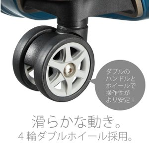 サムソナイト ネオパルス スピナー 81cm マットカラー Samsonite Neopulse Spinner 124L 65756|kilat|08