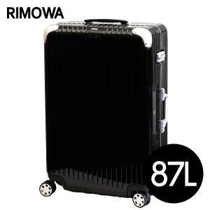 リモワ RIMOWA リンボ 87L ブラック E-Tag LIMBO ELECTRONIC TAG マルチホイール 882.73.50.5|kilat