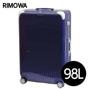 リモワ RIMOWA リンボ 98L ナイトブルー E-Tag LIMBO ELECTRONIC TAG マルチホイール 882.77.21.5|kilat