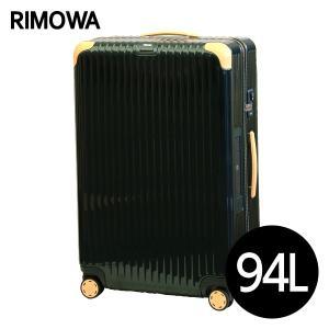 リモワ RIMOWA ボサノバ 94L ジェットグリーン/ベージュ E-Tag BOSSA NOVA ELECTRONIC TAG 870.77.41.5 kilat