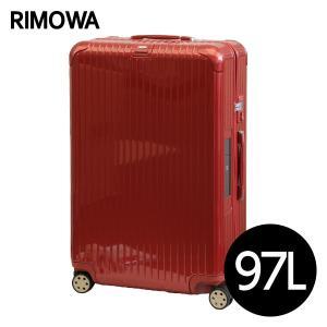 リモワ RIMOWA サルサ デラックス 97L オリエンタルレッド E-Tag SALSA DELUXE ELECTRONIC TAG 831.77.53.5 kilat