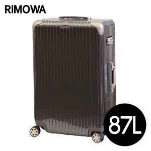 リモワ RIMOWA リンボ 87L グラナイトブラウン E-Tag LIMBO ELECTRONIC TAG マルチホイール 882.73.33.5|kilat