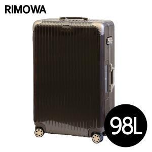 リモワ RIMOWA リンボ 98L グラナイトブラウン E-Tag LIMBO ELECTRONIC TAG マルチホイール 882.77.33.5 kilat