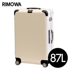 リモワ RIMOWA リンボ 87L クリームホワイト E-Tag LIMBO ELECTRONIC TAG マルチホイール 882.73.13.5 kilat