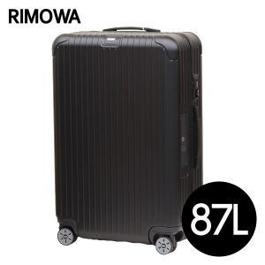リモワ RIMOWA サルサ 87L マットブラック E-Tag SALSA ELECTRONIC TAG マルチホイール 811.73.32.5 kilat