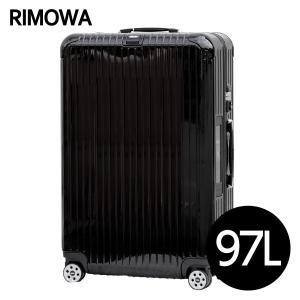 リモワ RIMOWA サルサ デラックス 97L ブラック E-Tag SALSA DELUXE ELECTRONIC TAG 831.77.50.5 kilat