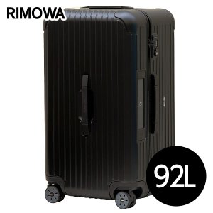 リモワ RIMOWA サルサ スポーツ 92L マットブラック E-Tag SALSA ELECTRONIC TAG 811.75.32.5 kilat