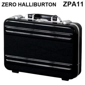 ゼロハリバートン クラシック ポリカーボネート アタッシュケース フレームタイプ スモール ブラック B4対応 80634 ZPA11-BK|kilat