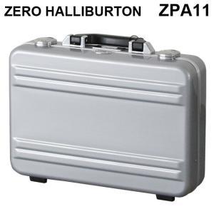 ゼロハリバートン クラシック ポリカーボネート アタッシュケース フレームタイプ スモール シルバー B4対応 80634 ZPA11-SI|kilat