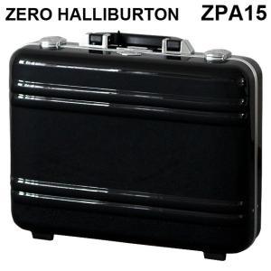 ゼロハリバートン クラシック ポリカーボネート アタッシュケース フレームタイプ ラージ ブラック B4対応 80635 ZPA15-BK|kilat