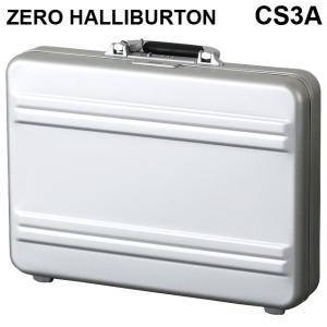 ゼロハリバートン SLシリーズ スリムライン2 アタッシュケース シルバー A3対応 94353 CS3A-SI|kilat