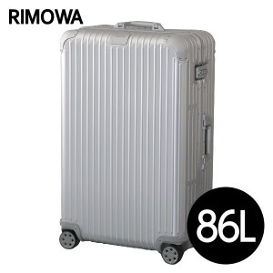 リモワ RIMOWA オリジナル チェックインL 86L シルバー ORIGINAL Check-In L 925.73.00.4|kilat