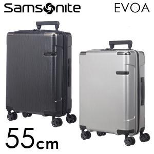 サムソナイト エヴォア 55cm Samsonite Evoa Spinner 36L|kilat