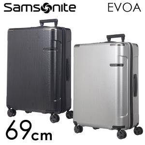 サムソナイト エヴォア 69cm Samsonite Evoa Spinner 82L〜95L EXP|kilat