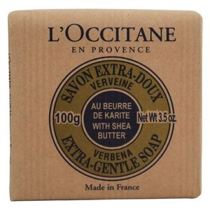 ロクシタン シア バター ソープ ヴァーベナ 100g / L'OCCITANE 『5月20日15時まで期間限定価格』|kilat