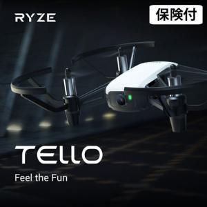 『ポイント5倍』 ドローン テロー Ryze Tech Tello 小型 カメラ付き スマホ コントロール