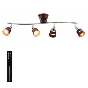 『売切れ御免』 『ポイント10倍』シーリングライト 4灯 カルモ(クローム) リモコン付&電球なし LT-6308CH|kilat