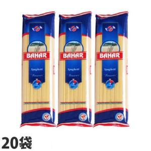 パスタ スパゲティー バハール(デュラム小麦100%) 500g×20袋|kilat