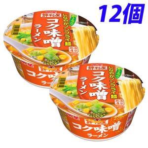 明星 評判屋 コク味噌ラーメン 78g×12個