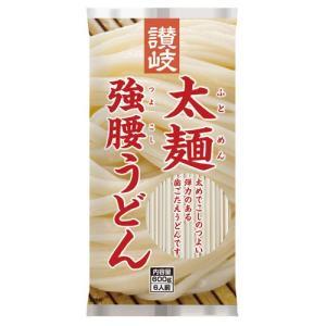 さぬきシセイ 讃岐太麺強腰うどん 600g kilat