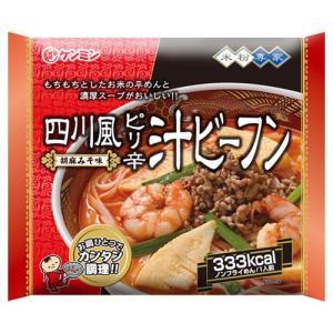 ケンミン 四川風ピリ辛汁ビーフン 胡麻みそ味 94g|kilat