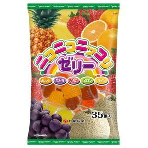 七尾製菓 ニコニコニッコリゼリー 40個|kilat
