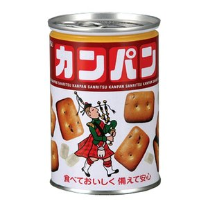 三立製菓 缶入カンパン 100gの関連商品10