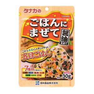 田中食品 ごはんにまぜて 五目ごはん 30g