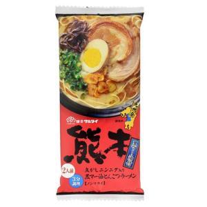 マルタイ 熊本黒マー油とんこつラーメン 186gの関連商品6