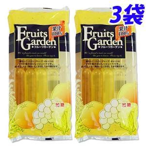 マルゴ食品 果汁100% フルーツガーデン 10本入×3袋...