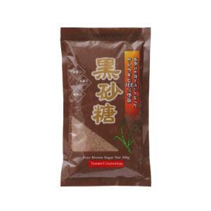 トマトコーポレーション 黒砂糖(粉状) フィリピン産 200g