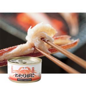 トマトコーポレーション カニ缶(ピンク身) 60g|kilat