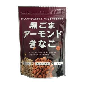 幸田商店 黒ごまアーモンドきな粉 270g