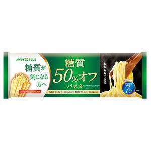 日本製粉 糖質50%オフ パスタ 240g