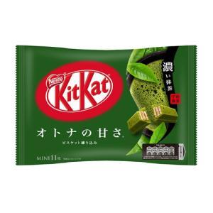 ネスレ キットカットミニ オトナの甘さ濃い抹茶 12枚
