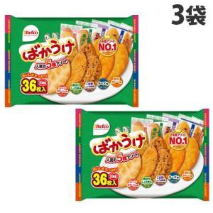 栗山 Fばかうけアソート 40枚×3袋の商品画像