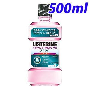 薬用リステリン トータルケア ゼロ 500ml 医薬部外品