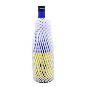 ボトル用緩衝材 25cm 両絞り ホワイト 100枚|kilat