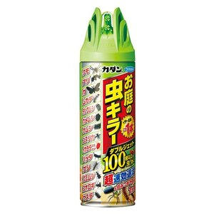 『売切御免』フマキラー カダン お庭の虫キラー ダブルジェット 480ml|kilat